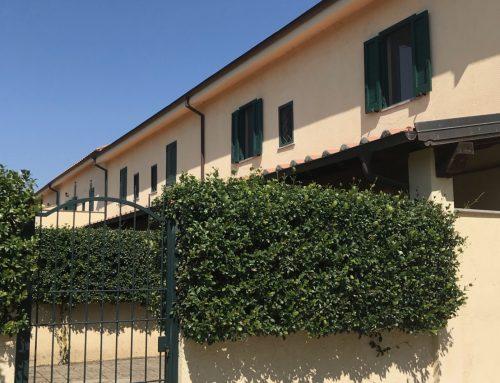 Casali di Santa Rufina, Roma