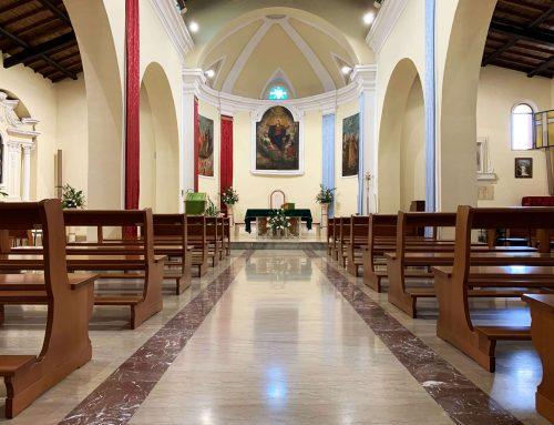 Parrocchia Santa Maria Assunta, Agosta